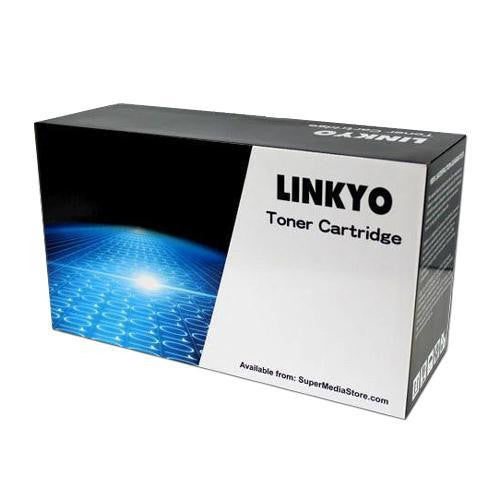 LINKYO Replacement Toner and Drum Set for Brother TN460 and DR400 (2x TN460, DR400)