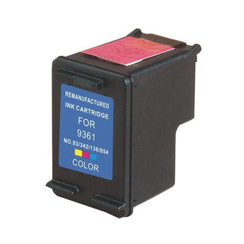 LINKYO Replacement Tri-Color Ink Cartridge for HP 93