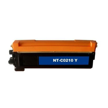Replacement Brother TN210Y Yellow Toner Cartridge