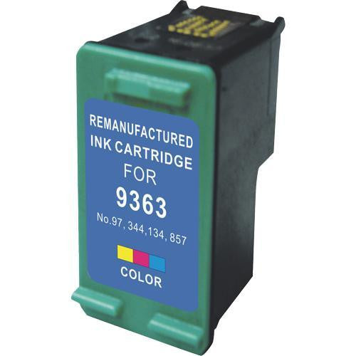 LINKYO Replacement Tri-Color Ink Cartridge for HP 97