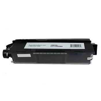 Generic Replacement Brother TN550 Black Toner Cartridge (FREE Upgrade to High Yield TN580)
