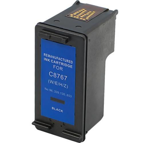 LINKYO Replacement Black Ink Cartridge for HP 96
