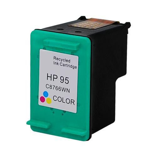 LINKYO Replacement Tri-Color Ink Cartridge for HP 95