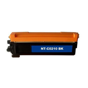 Replacement Brother TN210BK Black Toner Cartridge