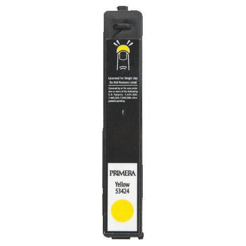Primera 53424 Yellow OEM Genuine Inkjet/Ink Cartridge - Retail