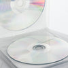 SuperMediaStore 8 Disc Clear CD DVD Poly Cases 50 Pack