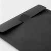 LINKYO 100 Gram Premium Single Black CD DVD Paper Sleeves - 100 Pack