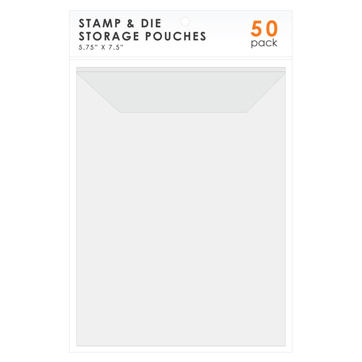 SuperMediaStore CPP Clear Plastic Sleeves for Greeting Cards and DVD Artwork 50 Pack   Save
