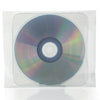 SuperMediaStore Resealable Cellophane Cello Bags for 10.4mm CD Jewel Cases 100 Pack