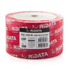 Ritek Ridata (R80JS52-RD-IS50N) 52X CD-R Silver Inkjet Metalized Hub Printable Media - 50 Pack