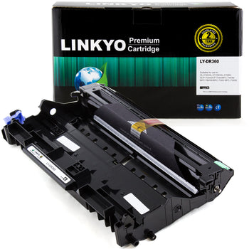 LINKYO Replacement Drum Unit for Brother DR360