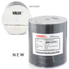 CMC Pro Taiyo Yuden (TDMR-VALZZ-SK) 8X DVD-R Valueline Silver Lacquer Media - 100 Pack