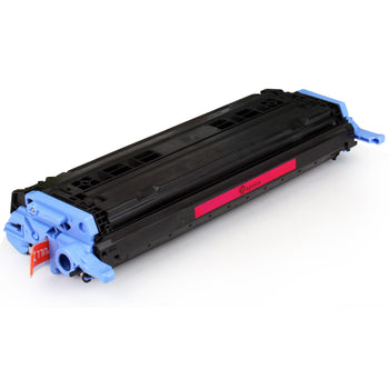 LINKYO Replacement Magenta Toner Cartridge for HP 124A Q6003A