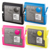 LINKYO Replacement 4-Color Ink Set for Brother LC51 (Black, Cyan, Magenta, Yellow)
