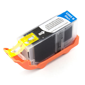 LINKYO Replacement Black Ink Cartridge for Canon PGI-5BK (PGI-5)