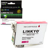 LINKYO Replacement Magenta Ink Cartridge for Epson 99 (T099320)