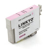 LINKYO Replacement Light Magenta Ink Cartridge for Epson 78 (T078620)