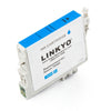 LINKYO Replacement 6-Color Ink Cartridge Set for Epson 48 (Black, Cyan, Magenta, Yellow, Light Cyan, Light Magenta)
