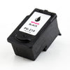LINKYO Replacement Black Ink Cartridge for Canon PG-210XL