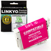 LINKYO Replacement Magenta Ink Cartridge for Epson 126 (T126320)