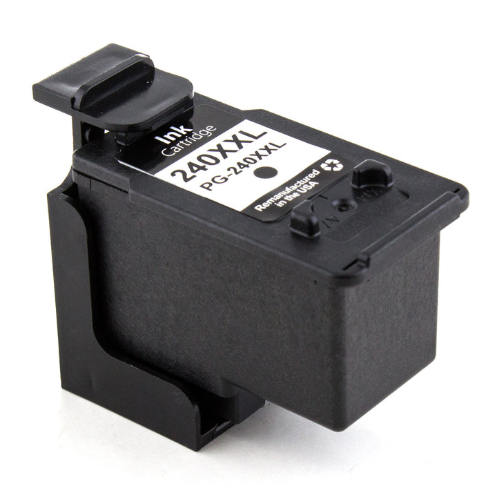 LINKYO Replacement Extra High Yield Black Ink Cartridge for Canon PG-240XXL