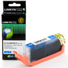 LINKYO Replacement Cyan Ink Cartridge for Canon CLI-251XL