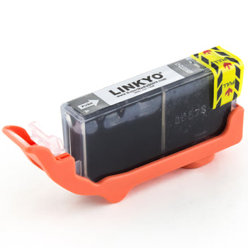 LINKYO Replacement Gray Ink Cartridge for Canon 226 (CLI-226)