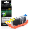 LINKYO Replacement Gray Ink Cartridge for Canon CLI-221