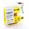 LINKYO Replacement Yellow Ink Cartridge for Brother LC103Y