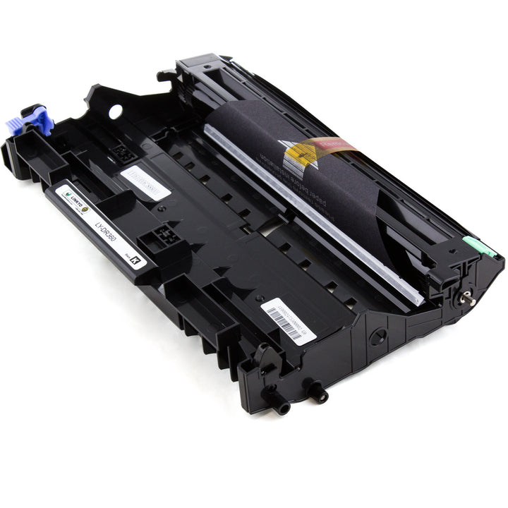 LINKYO Replacement Toner and Drum Set for Brother TN360 and DR360 (2x TN360, DR360)