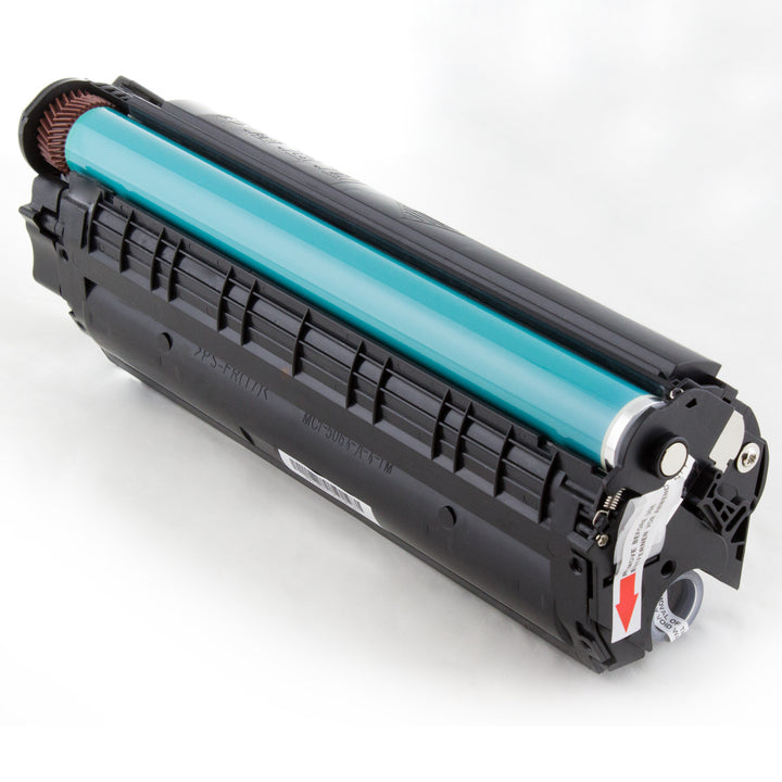 LINKYO Replacement Black Toner Cartridge for HP 12A Q2612A
