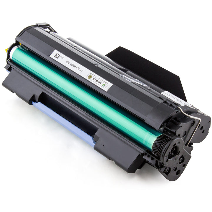 LINKYO Replacement Black Toner Cartridge for Canon 106