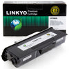 LINKYO Replacement Black Toner Cartridge for Brother TN650