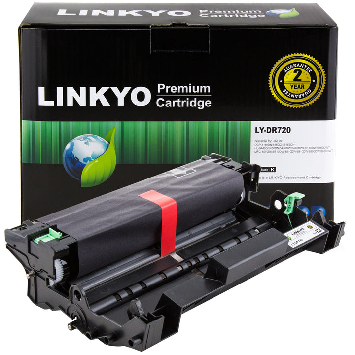 LINKYO Replacement Drum Unit for Brother DR720
