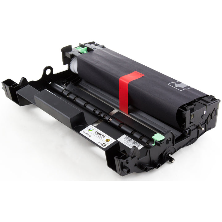LINKYO Replacement Toner and Drum Set for Brother TN750 and DR720 (2x TN750, DR720)