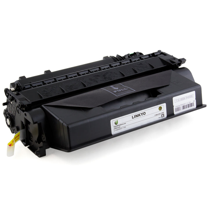 LINKYO Replacement Black Toner Cartridge for Canon 119 II