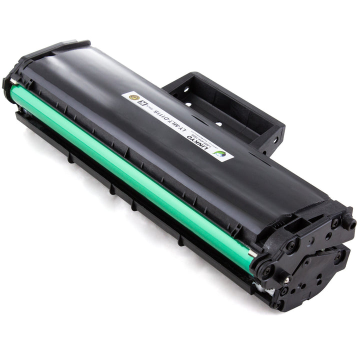 LINKYO Replacement Black Toner Cartridge for Samsung MLT-D111S