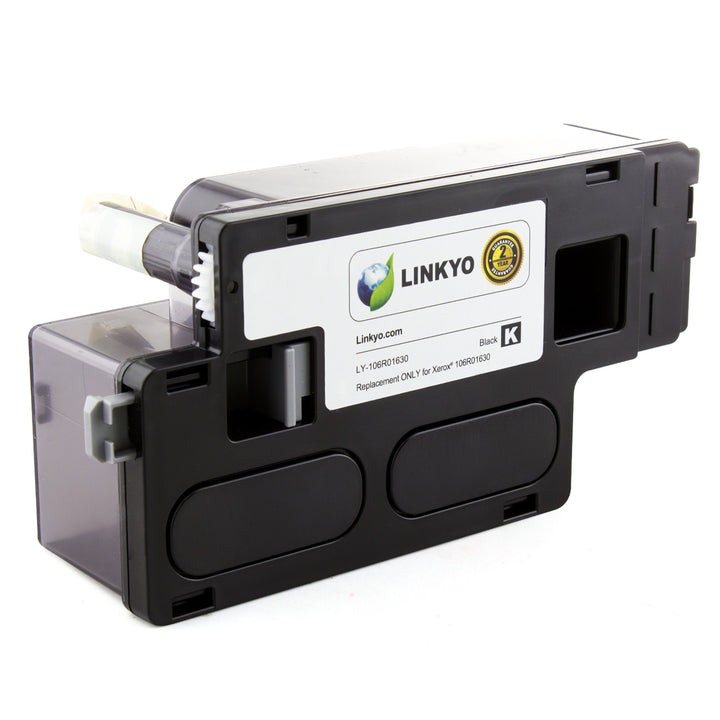 LINKYO Replacement Black Toner Cartridge for Xerox 6015 6010