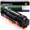 LINKYO Replacement Magenta Toner Cartridge for HP 305A CE413A