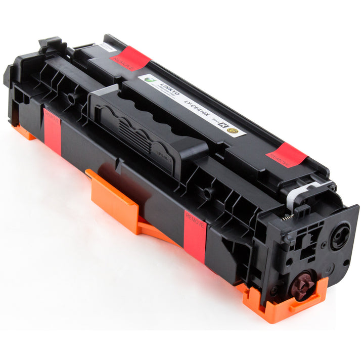 LINKYO Replacement Black Toner Cartridge for HP 305X CE410X