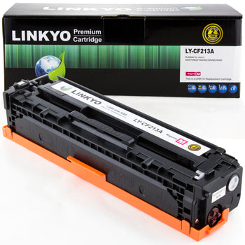 LINKYO Replacement Magenta Toner Cartridge for HP 131A CF213A