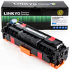 LINKYO Replacement Cyan Toner Cartridge for Canon 118 (2661B001AA)
