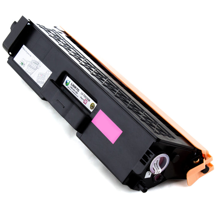 LINKYO Replacement Magenta Toner Cartridge for Brother TN336M