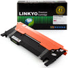 LINKYO Replacement Magenta Toner Cartridge for Samsung CLT-M406S (CLP365W, CLX3305FW)