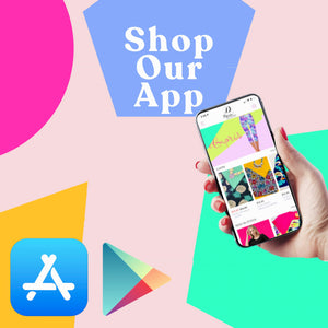 Dream Leggings App - mobile shopping app iOS & android Google play store