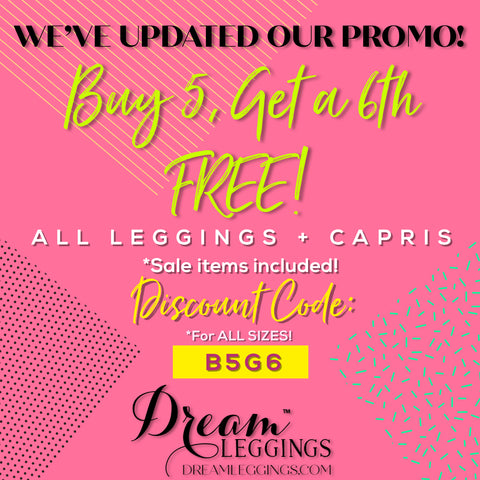 Free leggings!