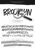 Five Boroughs Font Family