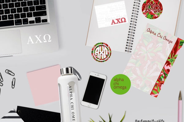 Alpha Chi Omega Study Collection & Tips
