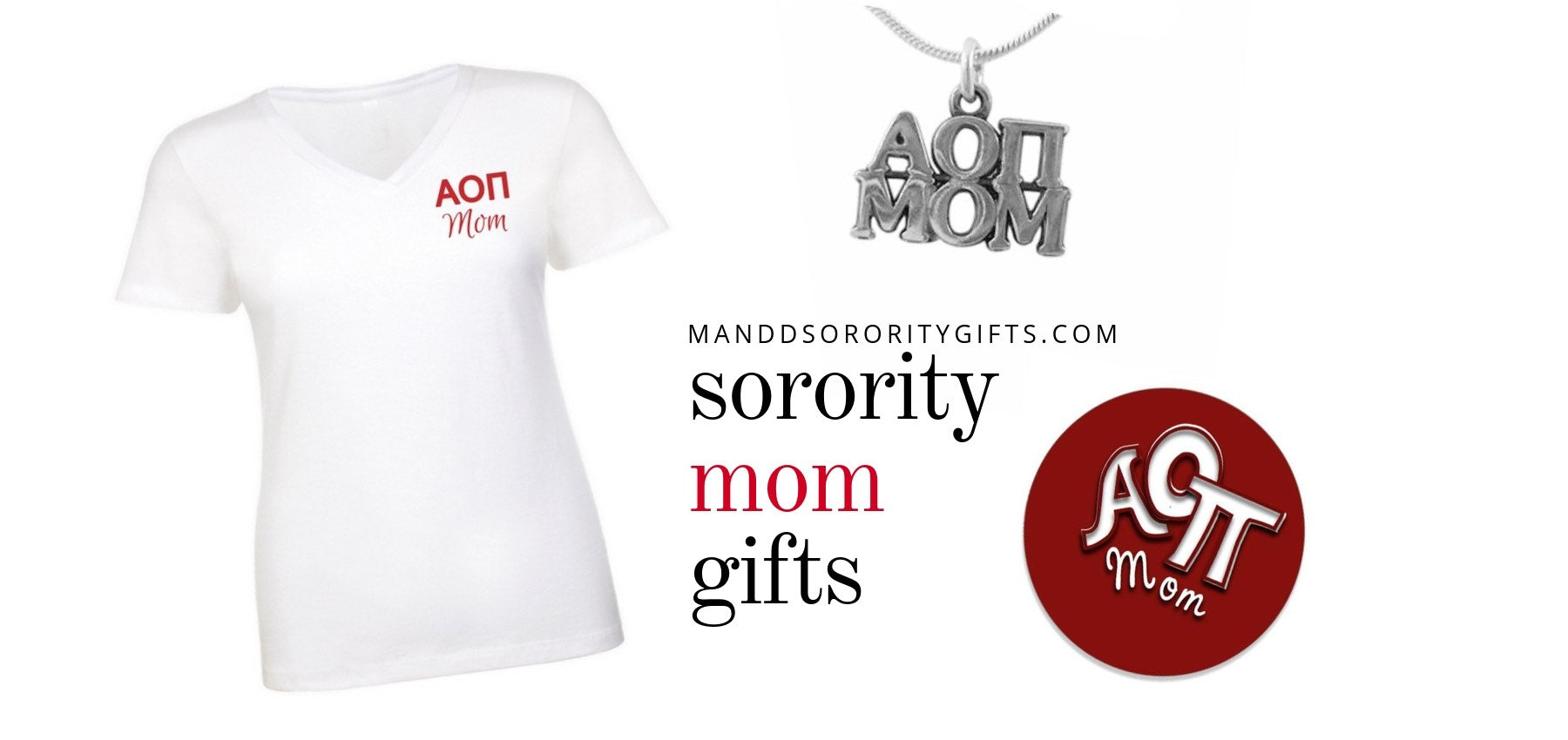 Alpha Omicron Pi Mom Gifts I 12 Reasons Moms Are the Best
