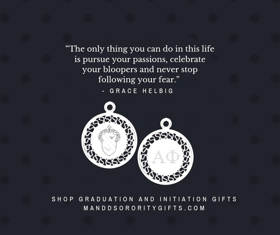 Alpha Phi Initiation & Graduation Gifts + Quotes for Cards ...